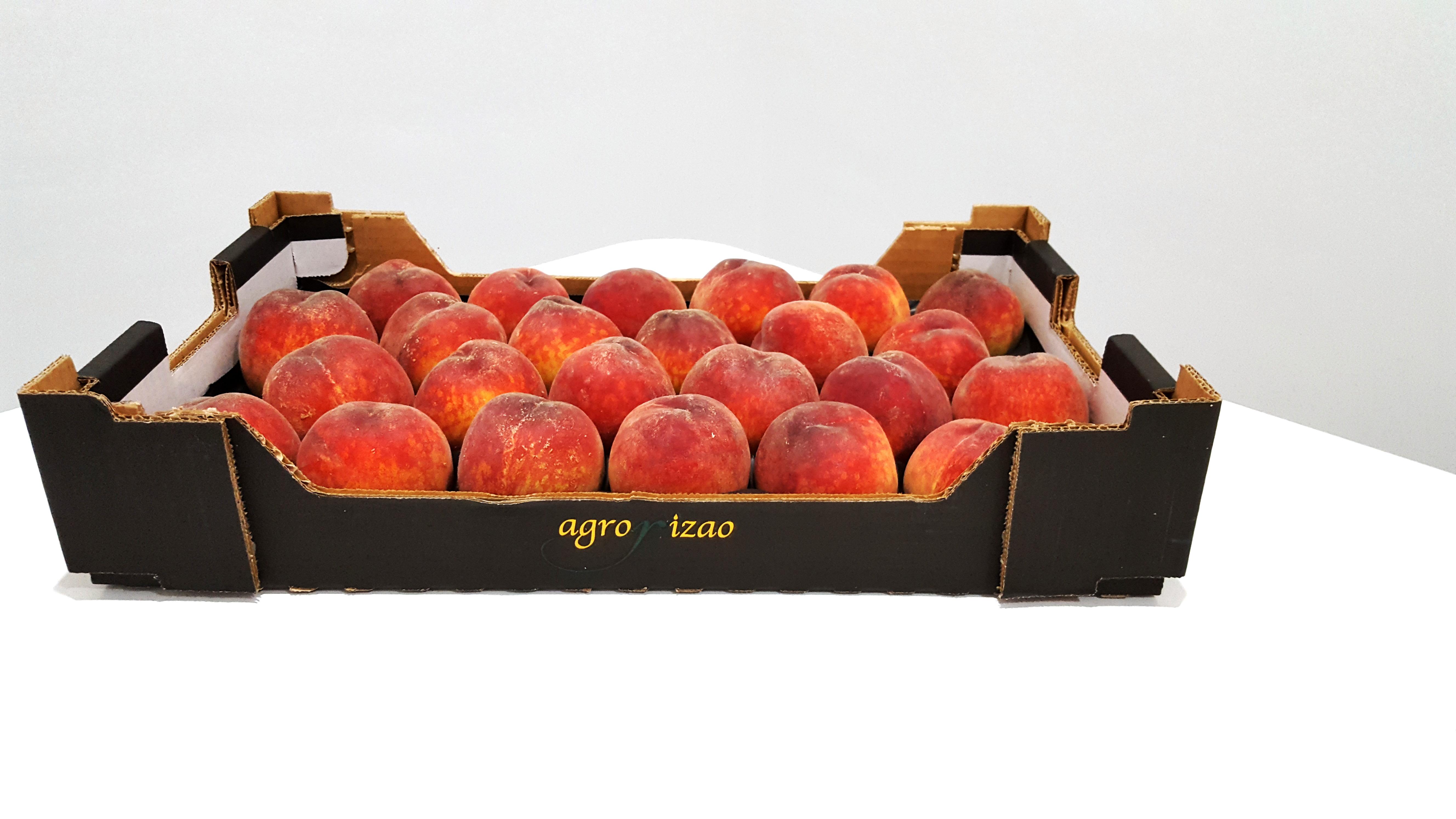 Melocotón! Empezamos campaña Fruta de Hueso