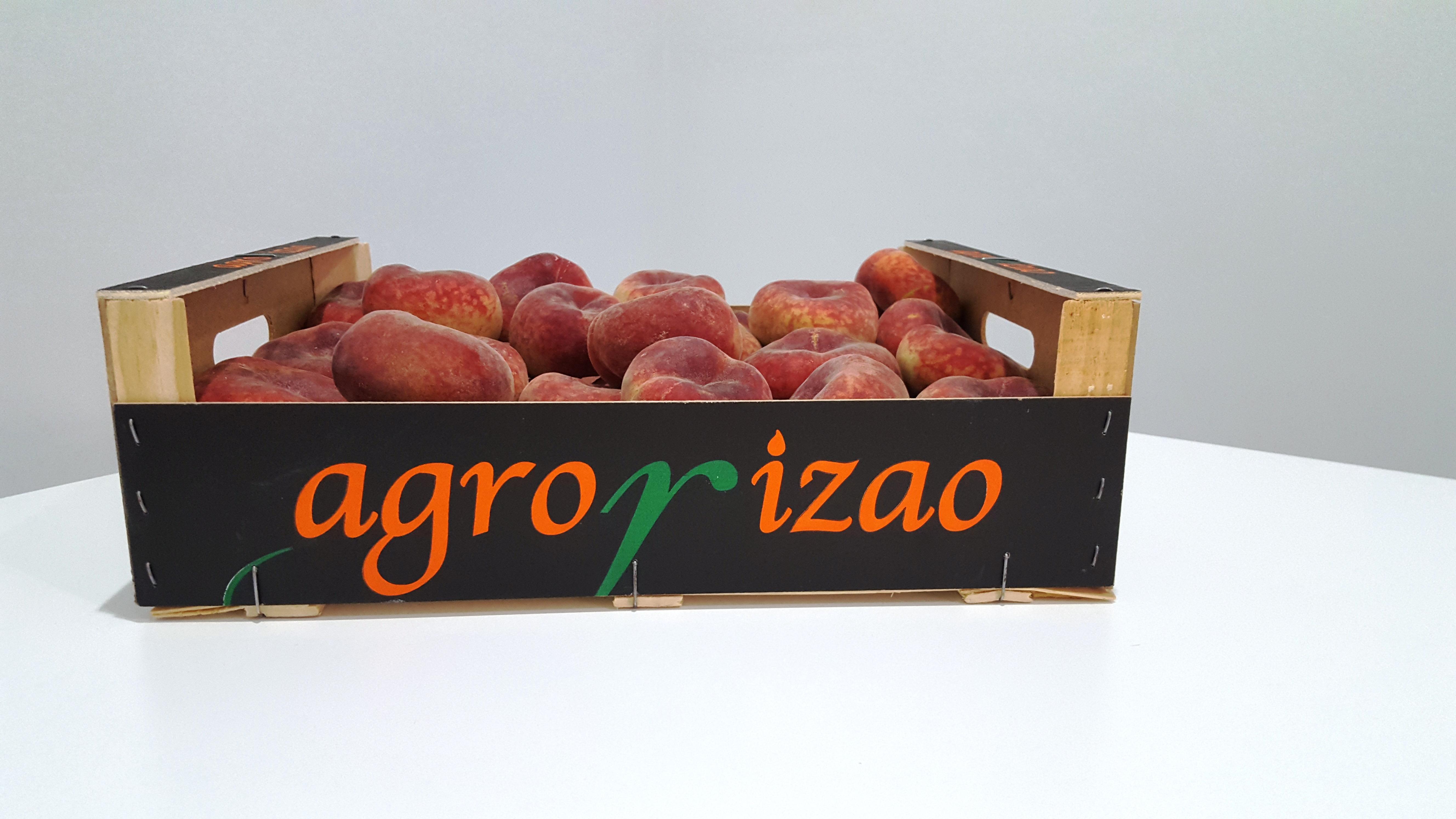 Pero que fruta mas bonita!! :) ya llegaron los Paraguayos